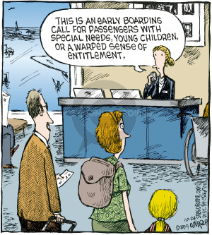 Comic Strip Dave Coverly  Speed Bump 2009-10-24 fly