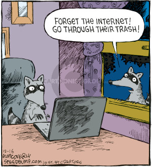 Comic Strip Dave Coverly  Speed Bump 2009-12-16 online