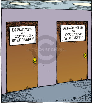 Comic Strip Dave Coverly  Speed Bump 2009-12-30 stupidity