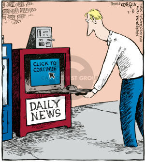 Comic Strip Dave Coverly  Speed Bump 2010-02-08 online newspaper