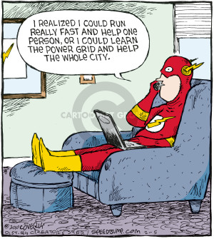 Comic Strip Dave Coverly  Speed Bump 2010-02-05 energy