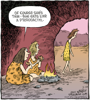 Comic Strip Dave Coverly  Speed Bump 2010-02-22 food quantity