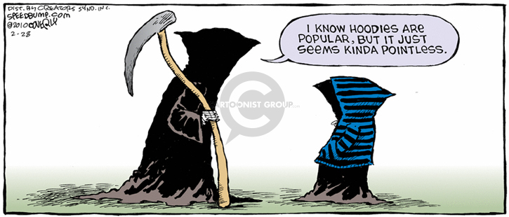 Comic Strip Dave Coverly  Speed Bump 2010-02-28 popularity