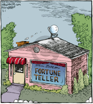 Comic Strip Dave Coverly  Speed Bump 2010-03-01 fortune teller