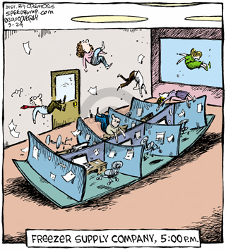 Comic Strip Dave Coverly  Speed Bump 2010-03-24 cocktail