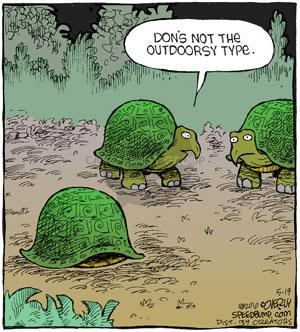 Comic Strip Dave Coverly  Speed Bump 2010-05-19 personality