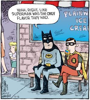 Comic Strip Dave Coverly  Speed Bump 2010-06-18 Superman