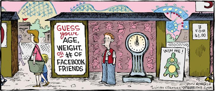Comic Strip Dave Coverly  Speed Bump 2010-07-11 online