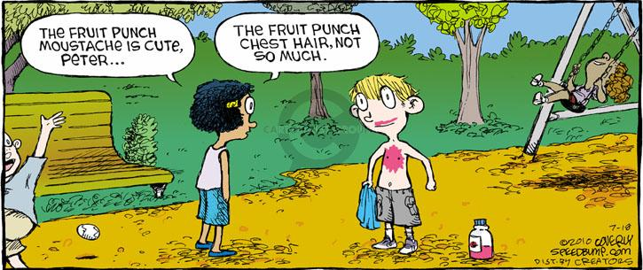 Comic Strip Dave Coverly  Speed Bump 2010-07-18 fruit