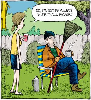 Comic Strip Dave Coverly  Speed Bump 2010-08-19 summer
