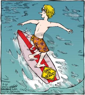 Comic Strip Dave Coverly  Speed Bump 2010-08-20 vehicle safety