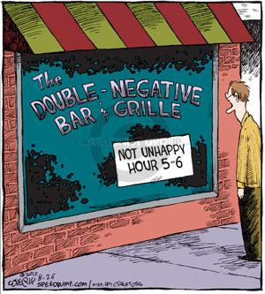 Comic Strip Dave Coverly  Speed Bump 2010-08-26 grammatical