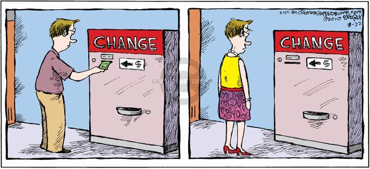 Comic Strip Dave Coverly  Speed Bump 2010-08-22 vending machine
