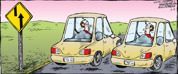 Comic Strip Dave Coverly  Speed Bump 2010-09-05 exact