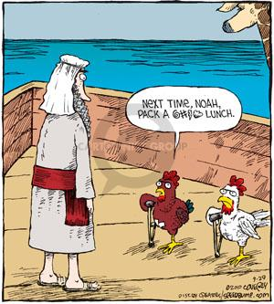 Comic Strip Dave Coverly  Speed Bump 2010-09-29 chicken