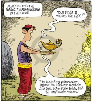 Cartoonist Dave Coverly  Speed Bump 2010-10-13 sales tax