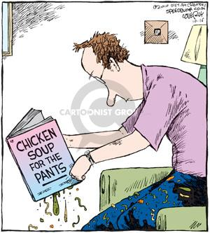 Comic Strip Dave Coverly  Speed Bump 2010-10-16 chicken