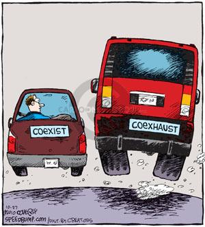 Comic Strip Dave Coverly  Speed Bump 2010-10-27 big car