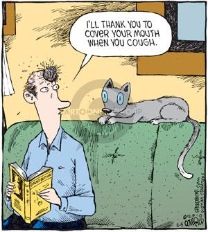 Comic Strip Dave Coverly  Speed Bump 2010-11-05 thank