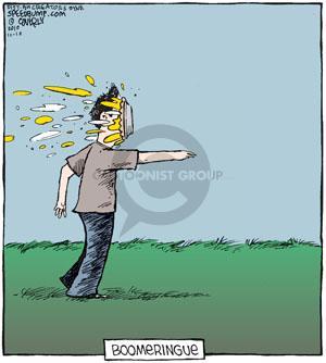 Comic Strip Dave Coverly  Speed Bump 2010-11-10 meringue