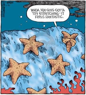Comic Strip Dave Coverly  Speed Bump 2010-11-29 fish