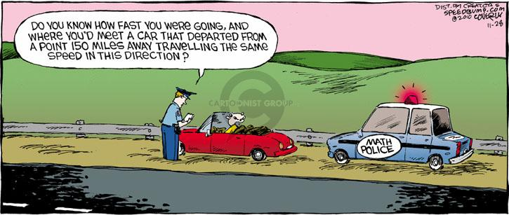 Comic Strip Dave Coverly  Speed Bump 2010-11-28 math