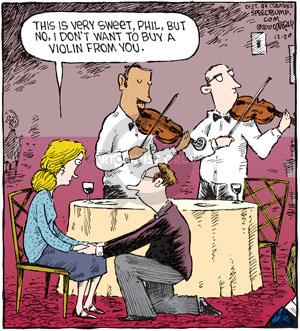 Comic Strip Dave Coverly  Speed Bump 2010-12-20 violin