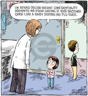 Comic Strip Dave Coverly  Speed Bump 2010-12-28 vaccination