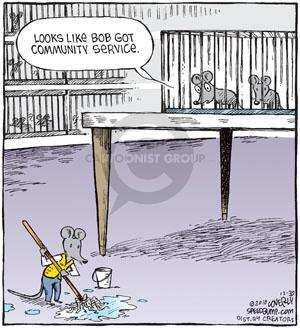 Comic Strip Dave Coverly  Speed Bump 2010-12-30 get