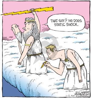Comic Strip Dave Coverly  Speed Bump 2011-01-11 myth