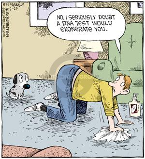 Comic Strip Dave Coverly  Speed Bump 2011-02-22 evidence
