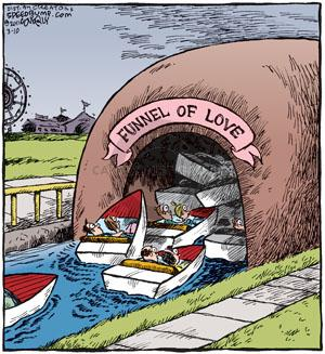 Comic Strip Dave Coverly  Speed Bump 2011-03-10 tunnel