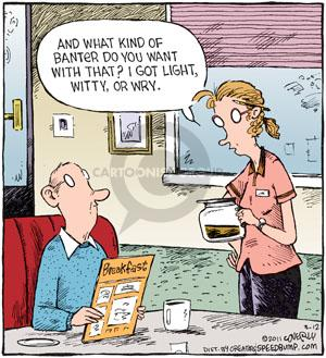 Comic Strip Dave Coverly  Speed Bump 2011-03-12 get
