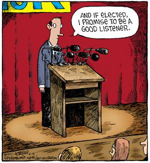 Comic Strip Dave Coverly  Speed Bump 2011-06-15 election