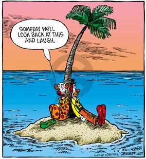 Comic Strip Dave Coverly  Speed Bump 2011-06-16 clown
