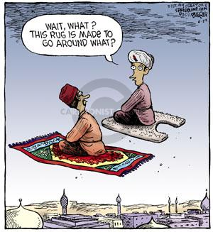 Cartoonist Dave Coverly  Speed Bump 2011-06-22 made