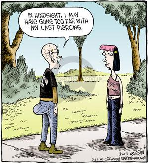 Comic Strip Dave Coverly  Speed Bump 2011-07-18 have
