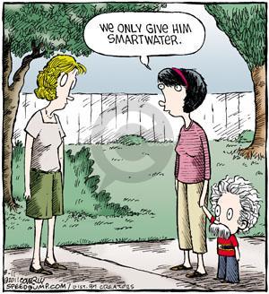Comic Strip Dave Coverly  Speed Bump 2011-08-11 vitamin