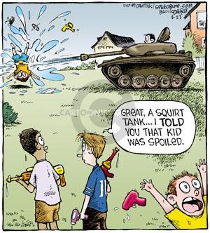 Comic Strip Dave Coverly  Speed Bump 2011-08-23 spoil