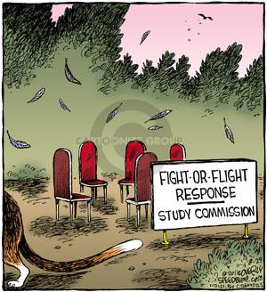 Comic Strip Dave Coverly  Speed Bump 2011-08-29 animal