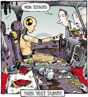 Comic Strip Dave Coverly  Speed Bump 2011-11-10 manufacture