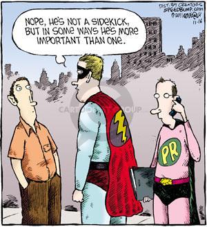 Cartoonist Dave Coverly  Speed Bump 2011-11-16 hero