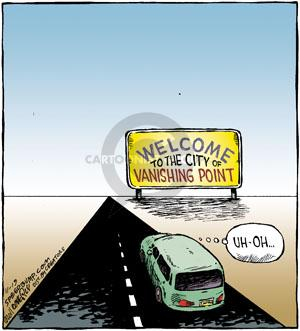 Comic Strip Dave Coverly  Speed Bump 2011-11-19 point