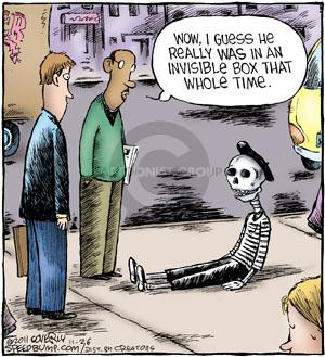 Comic Strip Dave Coverly  Speed Bump 2011-11-26 wow