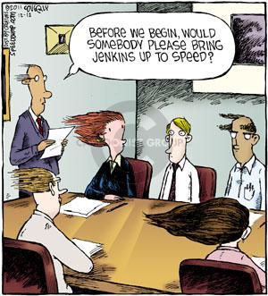 Comic Strip Dave Coverly  Speed Bump 2011-12-12 begin