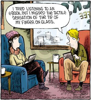 Comic Strip Dave Coverly  Speed Bump 2012-01-11 mobile device
