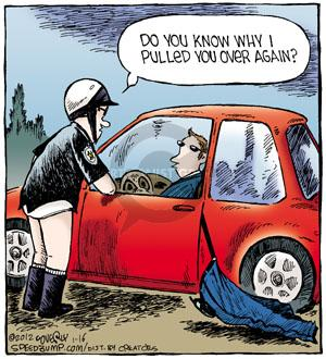 Comic Strip Dave Coverly  Speed Bump 2012-01-16 pants