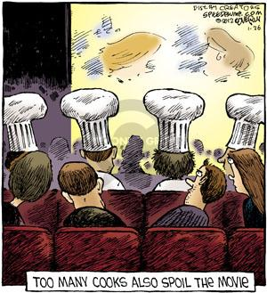 Comic Strip Dave Coverly  Speed Bump 2012-01-26 theater