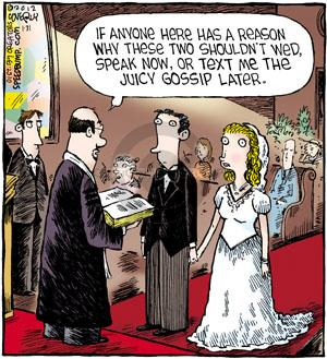 Comic Strip Dave Coverly  Speed Bump 2012-01-31 objection