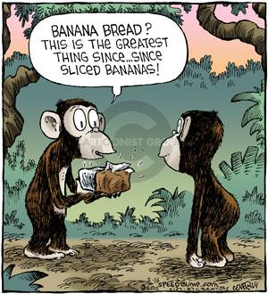 Cartoonist Dave Coverly  Speed Bump 2012-02-16 bake